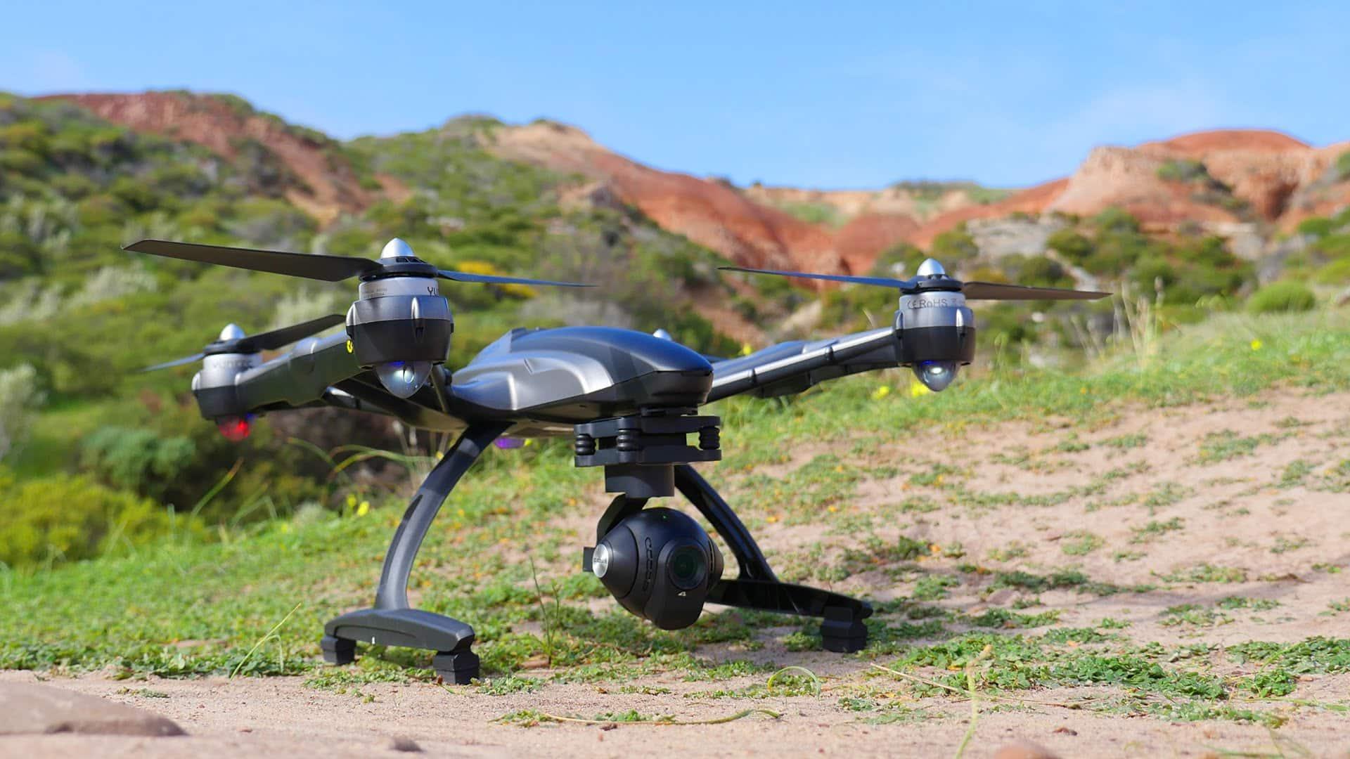 drone camera video